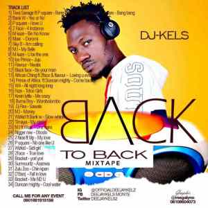 DJ Kelz – Take Me Back To Back Mix (Naija Old Skool Mp3 Songs)