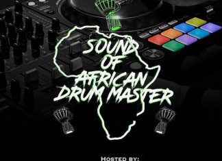 DJ Lawy – AfroBeat Mixtape (Sound Of African Drum Master Mix)