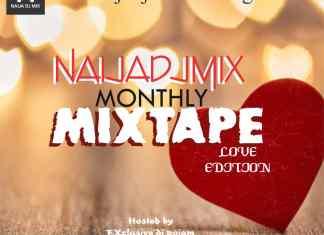 Exclusive DJ Pojam - Naija Valentine Love Songs DJ MIx