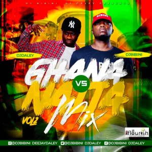 Ghana Vs Naija Mixtape Vol 2020 (Hosted By Dj Bibini X Dj Daley)