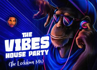 DJ Consequence – Latest The Vibes House Party Mixtape (The Lockdown Mix)