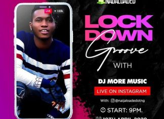 DJ MoreMusic - Street LockDown Mixtape 2020