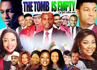 Dj Real - The Tomb Is Empty Gospel Online Mix