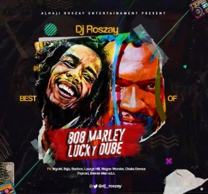 Bob Marley 'N' Lucky Dube Mix (Root Reggae Mixtape)