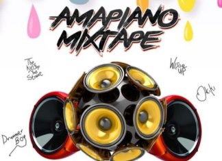 DJ Kaywise – Amapiano Mixtape 2020