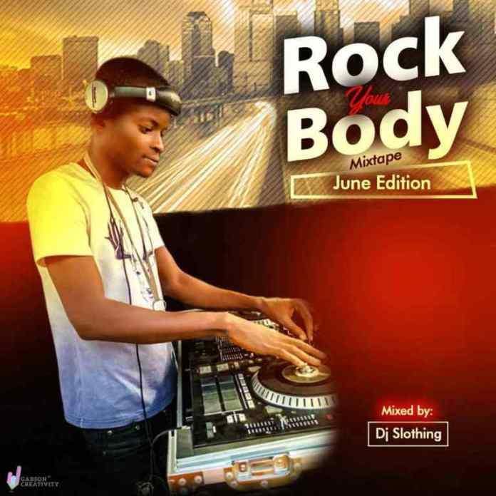 DJ Fiizzy - Rock Your Body Mixtape 2019