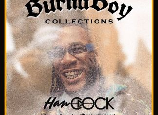 DJ Hancock – Burna Boy Collections 2020