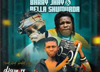 DJ Slimzzy – Best Of Barry Jhay X Bella Shmurda Mix 2020