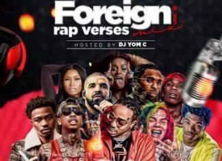 Best Foreign Rap Verses Mix 2.0 (Foreign Rap Songs DJ Mixtape)