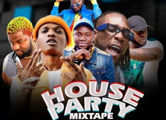 DJ Maff – House Party Mix (Latest Song Mix)