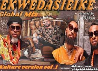 Dj Real - Ekwedasieike Global Igbo Culture Hip Hop Mix Vol 1