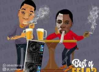 DJ Teekay – Best Of Fela 2 Mixtape