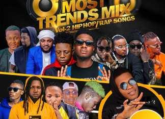Supercool Dj Atom - Arewa Most Trends Mix Vol.2 (Hausa Hip Hop/Rap Songs)
