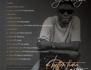 Download 'A Better Time' Mix (Latest Davido Album Mix)