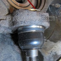 Photos and Video: Lasting Solution to Honda Ball Joint Problems