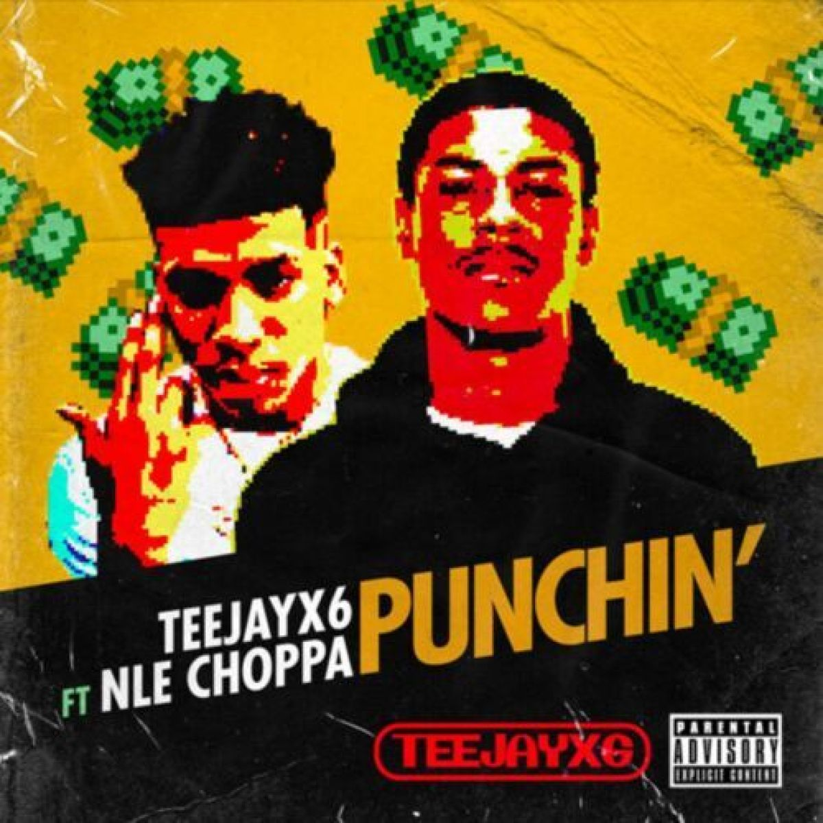 Mp3 Teejayx6 Ft. NLE Choppa – Punchin