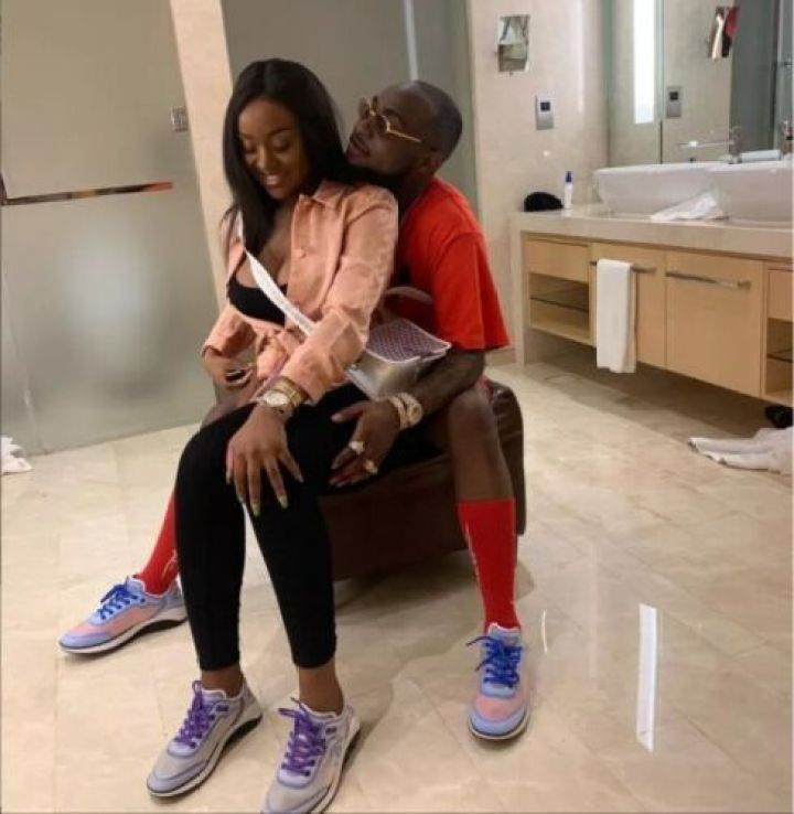 News: Davido Celebrates His Girlfriend, Chioma on her Birthday