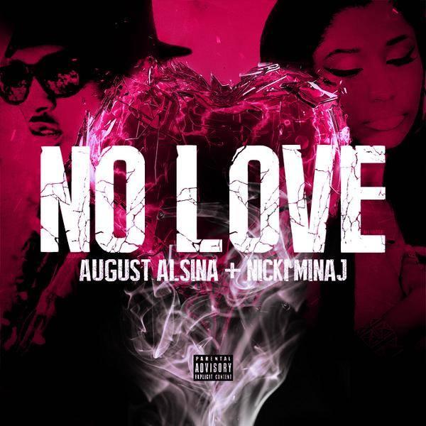 Download MP3: August Alsina Ft. Nicki Minaj – No Love