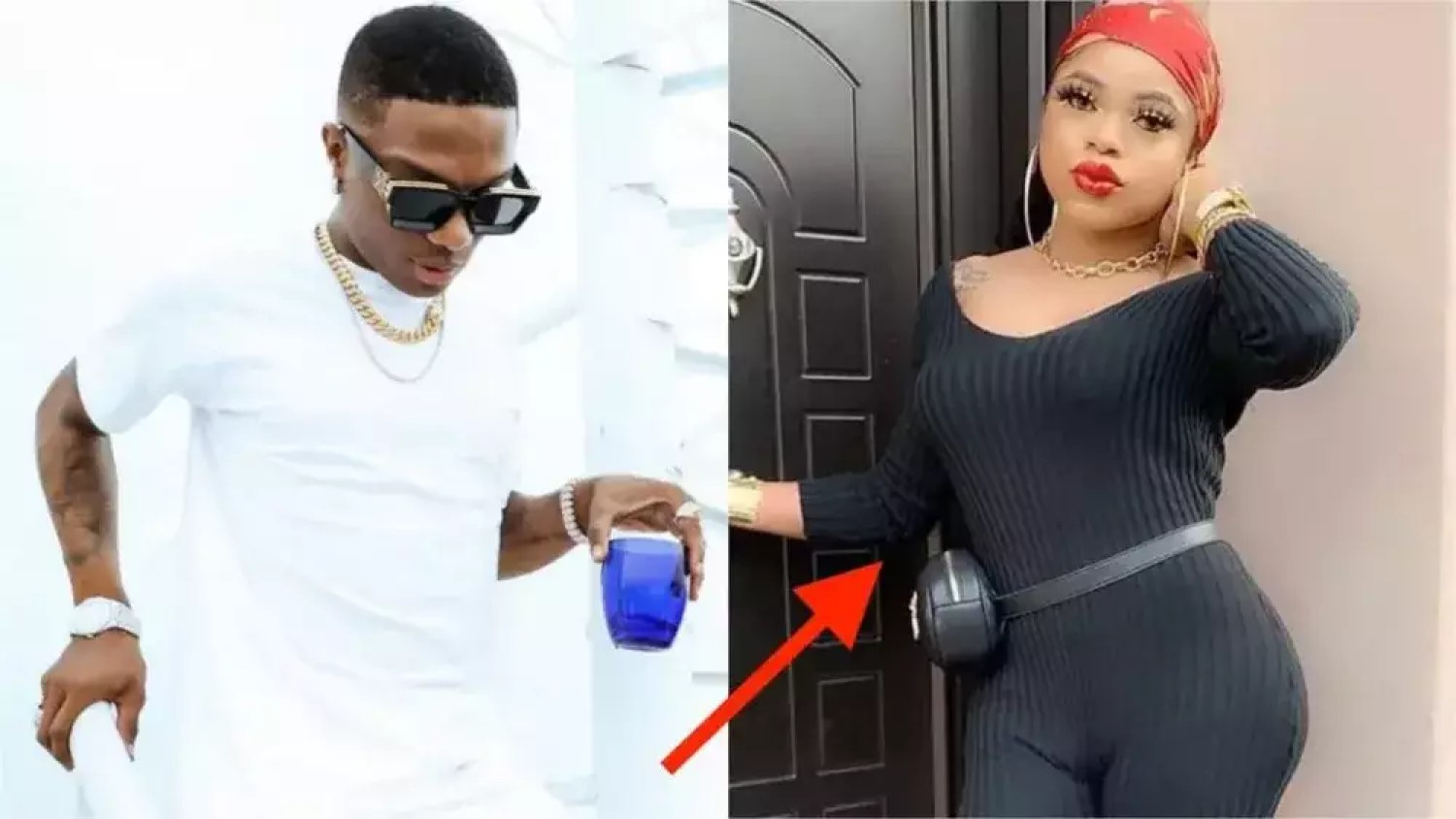Entertainment News: Bobrisky Reveals He's In Love With Wizkid, Shares More Confession