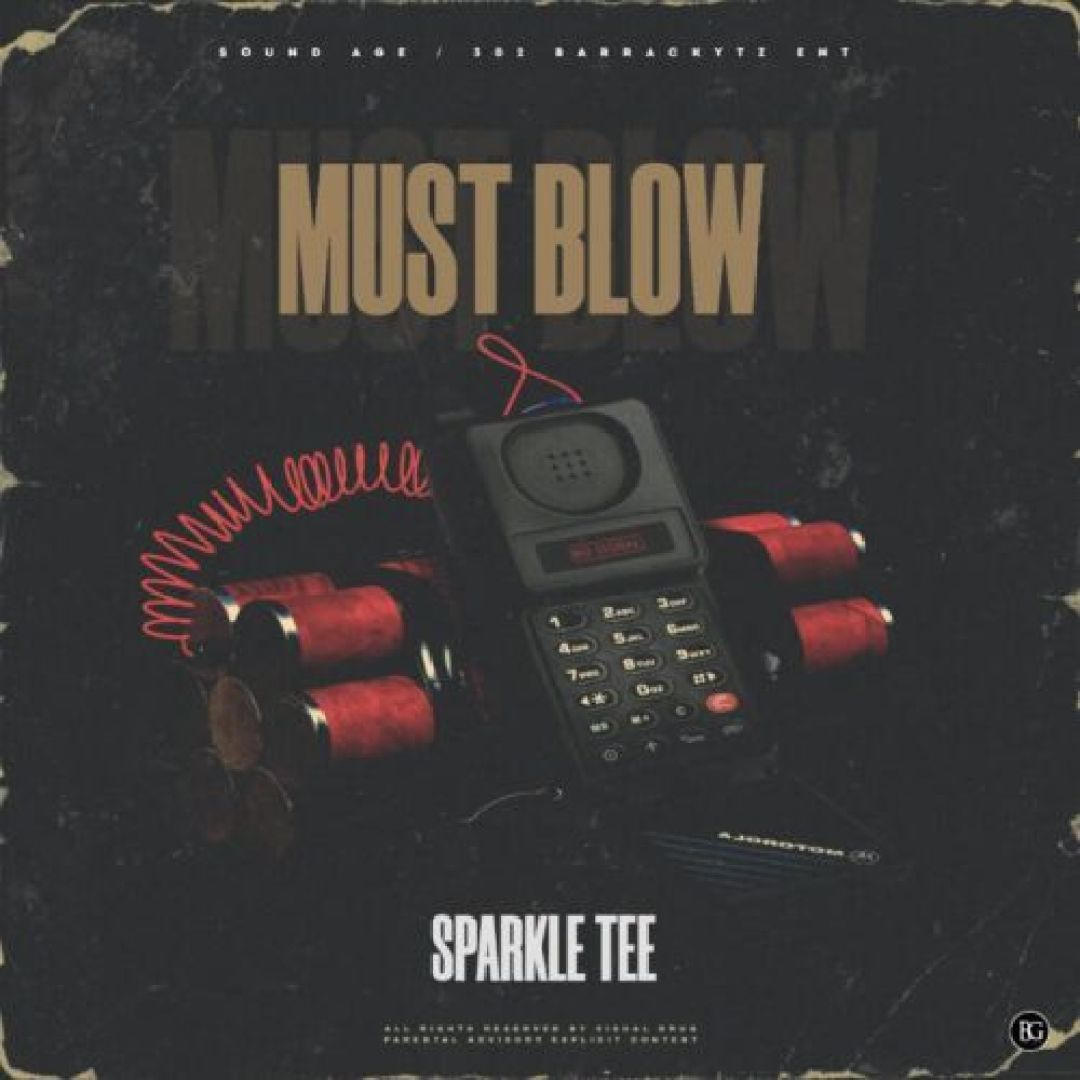 Mp3 Sparkle Tee – Must Blow