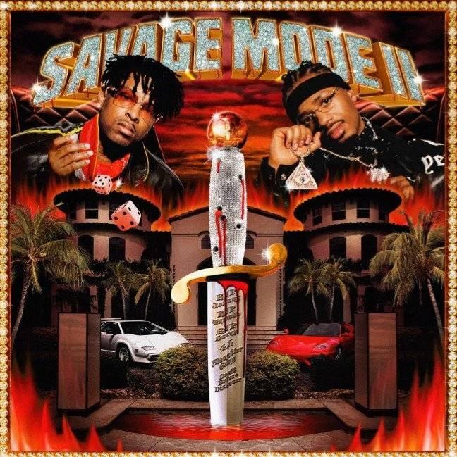 21 Savage & Metro Boomin – SAVAGE MODE II (ALBUM DOWNLOAD FREE)