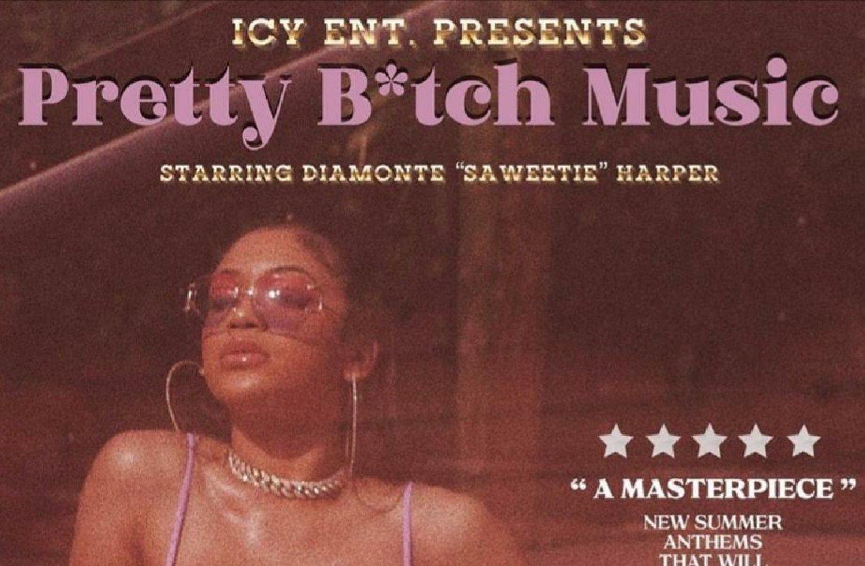 DOWNLOAD ALBUM: Saweetie – Pretty Bitch Music ZIP Full Album MP3