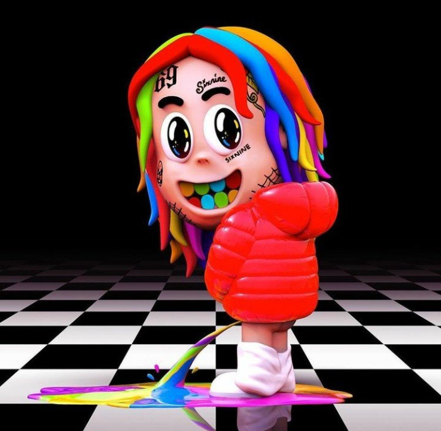 DOWNLOAD MP3: 6ix9ine – ZAZA (Free MP3) AUDIO 320kbps