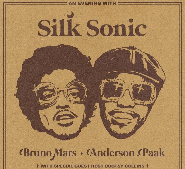 DOWNLOAD MP3: Silk Sonic – Leave The Door Open AUDIO 320kbps