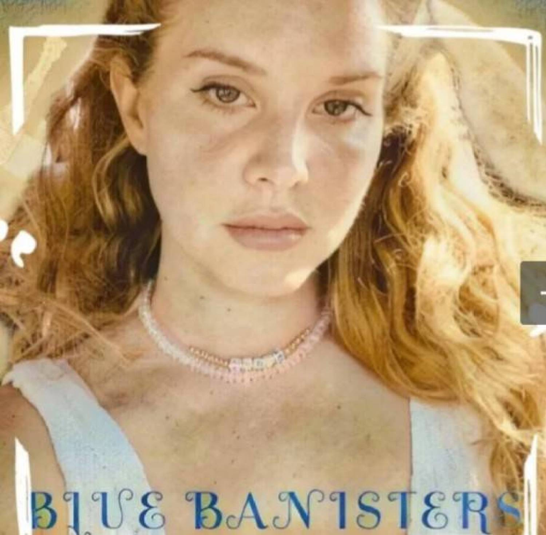 DOWNLOAD ALBUM: LANA DEL REY – Blue Banisters ZIP Full Album MP3