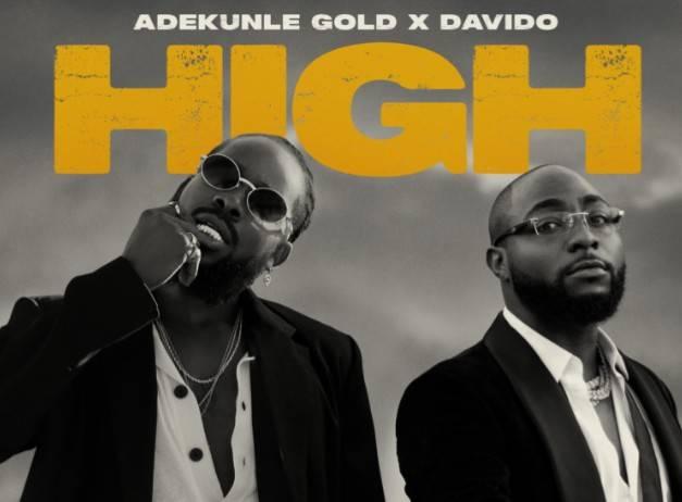 Download MP3: Adekunle Gold ft. Davido – High
