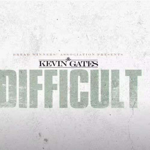 Mp3 Kevin Gates – Difficult