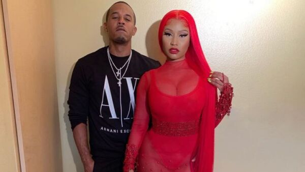 Nicki Minaj's Husband Is Legally Allowed To Attend Birth Of Their Baby