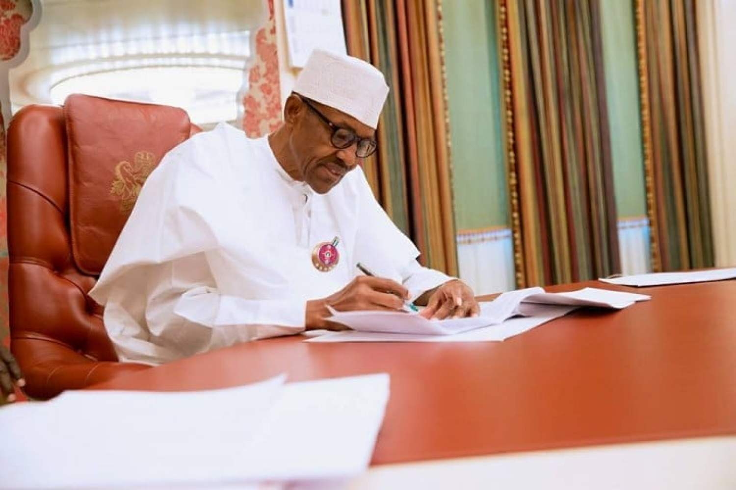President Buhari Assents To Banks And Other Financial Institutions Act, 2020