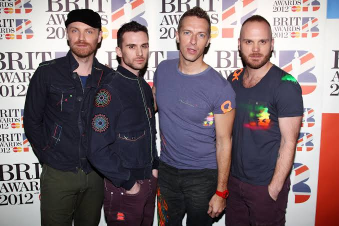 Download All Coldplay Latest Songs, Videos & Music Album On Naijafindmp3.com