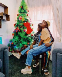 While Adekunle Gold captioned the photo, 'Merry Christmas to you from the Kosokos', Simi shared the same photo and wrote, 'Merry Christmas from the children of Shola and Folake'.