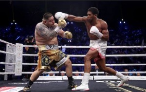 Heavyweight boxing champion, Anthony Joshua has beaten Andy Ruiz in their highly anticipated rematch in Saudi Arabia. World famous boxing champion, Anthony Joshua has risen to the occassion to beat Andy Ruiz Jr. in their highly anticipated fight.