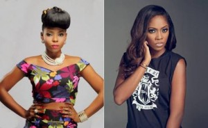 Tiwa Savage and Yemi Alade are no doubt two of Nigeria's biggest female artistes.The two have set aside their differences going into the new year after Tiwa surprised fans by bringing out Alade during her concert (Everything Savage) yesterday.