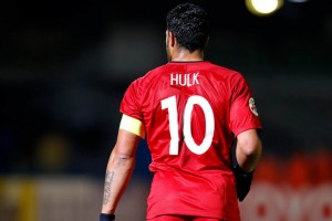 Brazilian Striker, Givanildo Vieira de Sousa, popularly known as Hulk splits with the wife of 12 years and begins to date her niece. The striker who currently plays for C