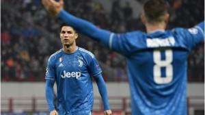 Inter Milan striker, Romelu Lukaku has revealed that Juventus forward, Cristiano Ronaldo confessed to him that Serie A is the hardest defensive league in the world.