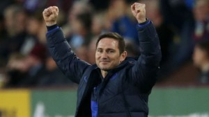 Frank Lampard revealed a feisty half-time exchange inspired Chelsea to ruin Arsenal manager Mikel Arteta's home debut with a thrilling fightback in their 2-1 win on Sunday.