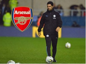 Arsenal playmaker, Mesut Özil has welcomed the club's new manager, Mikel Arteta on his appointment as the Gunners' new manager. It was earlier reported that Arsenal on Friday confirmed Mikel Arteta as their new manager.