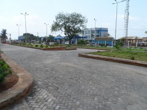 Gov Obiano zeal for beautification of Anambra is second to none, Gov Obiano has rebuilt, reclaimed many roundabouts and parks in Anambra He first started with Boromeo roundabout Onitsha