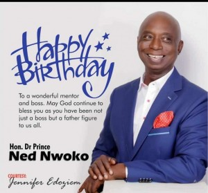 Hon. Prince Ned Nwoko, a Delta state born Politician, International lawyer, philanthropic pathfinder, billionaire business mogul and President