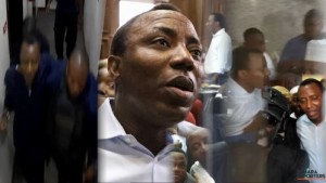 Nigerian activist and ex presidential candidate, Sowore has been nominated for a United States Prisoner of Conscience honour. According to SaharaRep