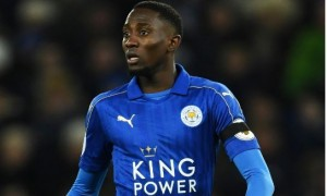 Leicester City manager, Brendan Rodgers, has singled Super Eagles midfielder for Wilfred Ndidi, for praise after the 4-0 defeat to Liverpool on Thursday.