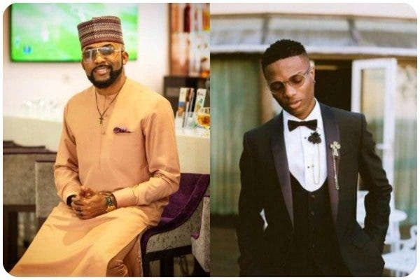 Wizkid thanks Banky W for changing his life