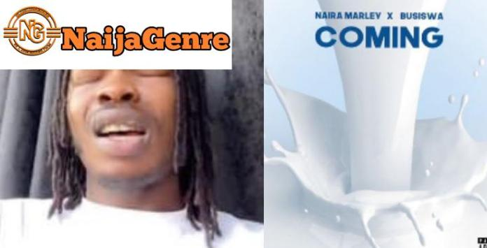 Naira Marley Reacts After His Song 'Coming Got Banned Hours