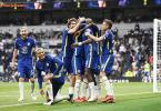 Chelsea Has Moved Into Equal First Place Following Their Thrashing Of Tottenham