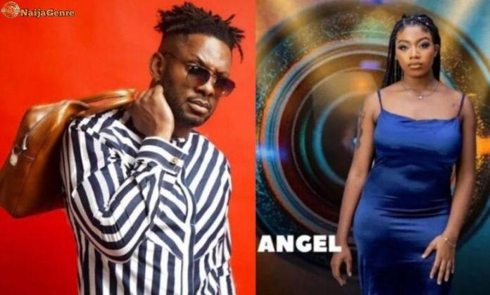 """Bbnaija: """"Angel Acts Like A Baby, But I Prefer You"""" — Cross Shoots At Queen"""