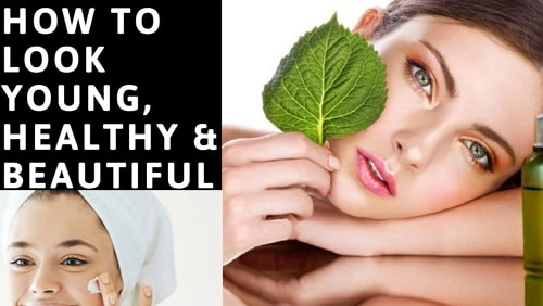 How To Stay Young Healthy Beautiful